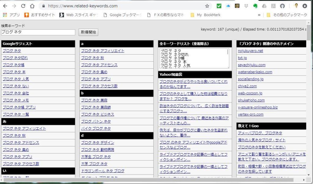「ブログ ネタ」での検索結果